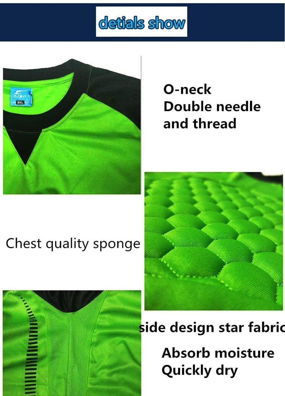 9bcb50646 ... 1 Stop Soccer Soccer Goalkeeper Goalie Shirt Youth (Large