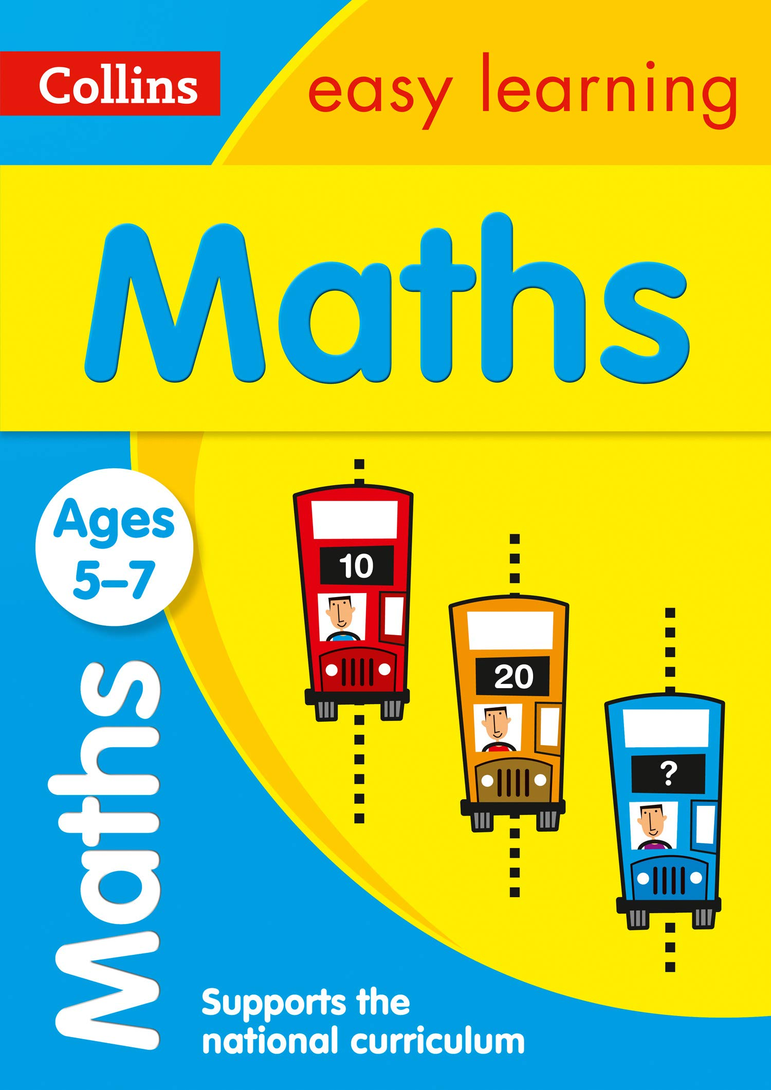 Maths Ages 5-7 (Collins Easy Learning)
