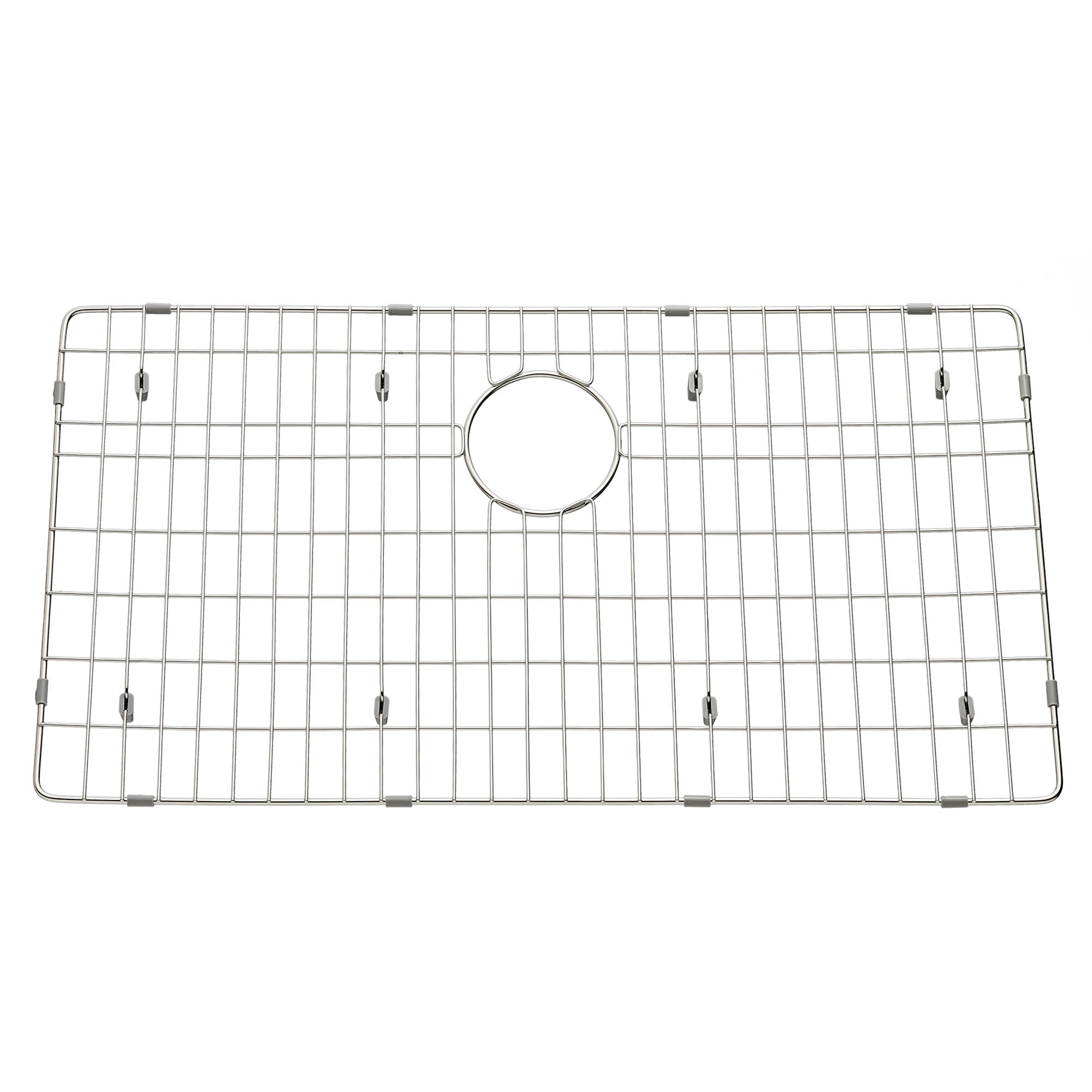American Standard 7434000.075 29.92-In X 16.26-In Sink Grid, Stainless Steel