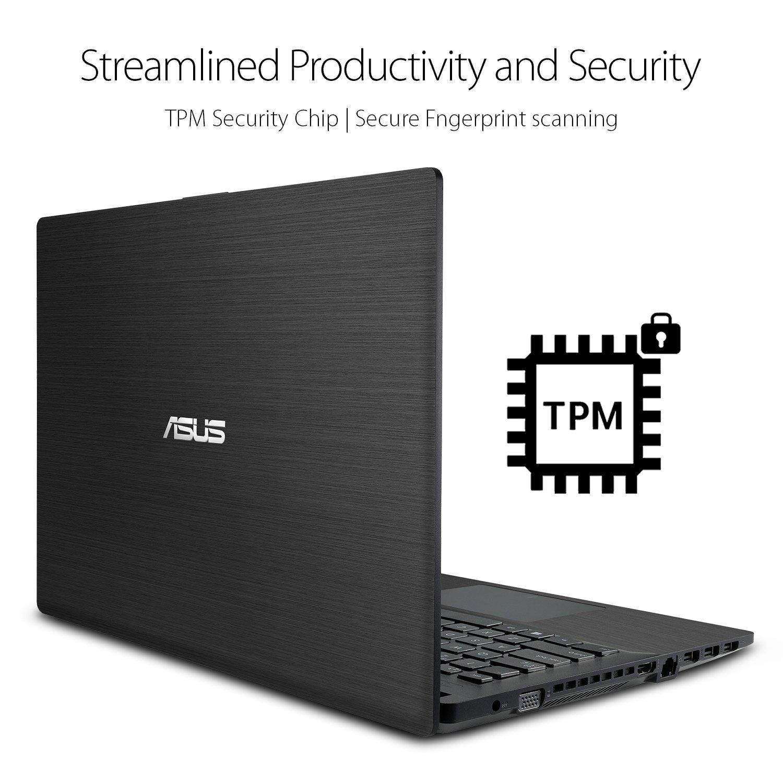 ASUS P2540UA-XS71 15.6 inch FHD High Performance Business Laptop PC (Intel i7 processor, 32GB RAM, 1TB SSD, 15.6 inch Full HD (1920 x 1080), Fingerprint, TPM, Win 10 Pro )