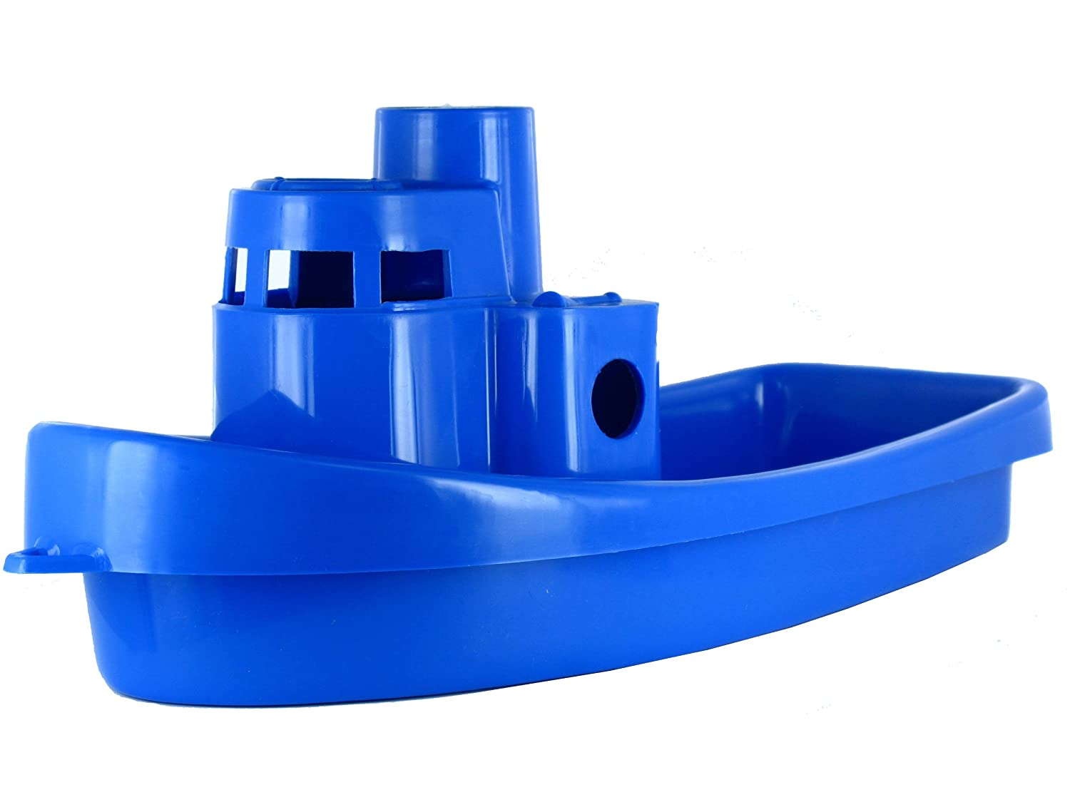 Dantoy Stacking Tug Boat Color: Blue by Dantoy   B004A9YZLC