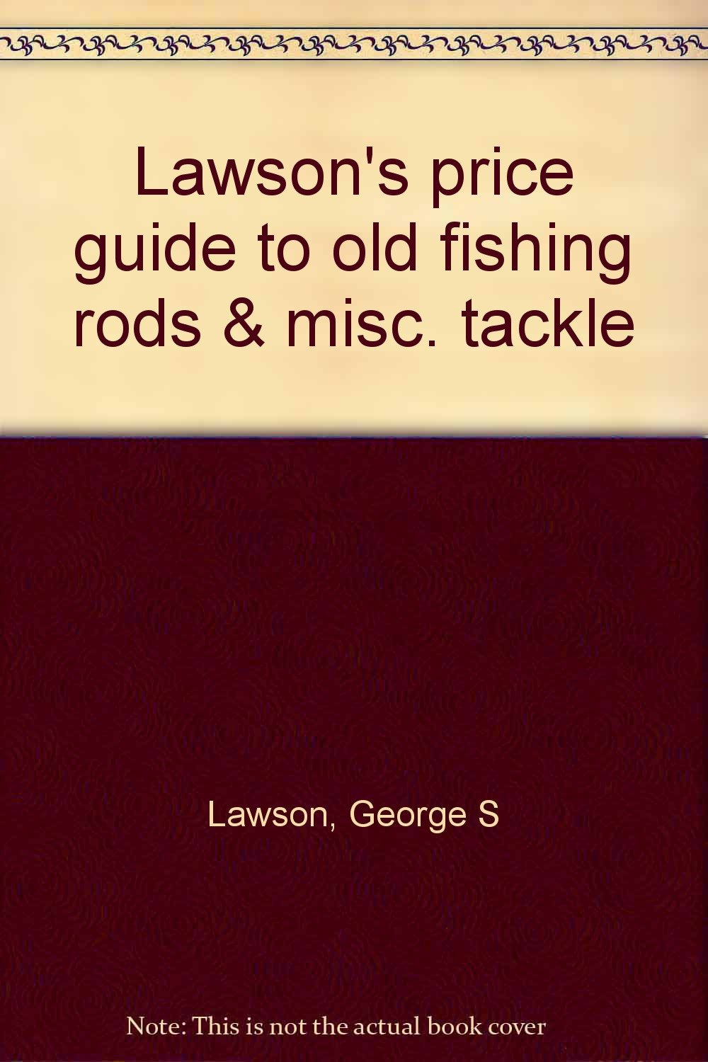 fishing rods guide Vintage price