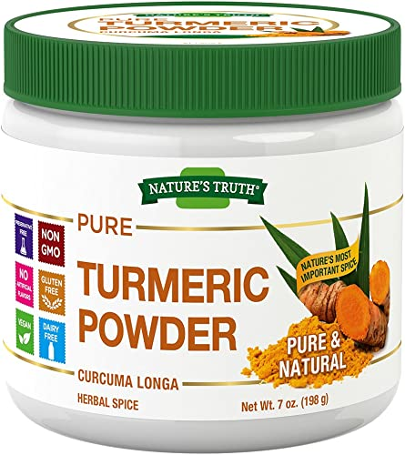 Nature s Truth Turmeric Powder, 7 Ounce