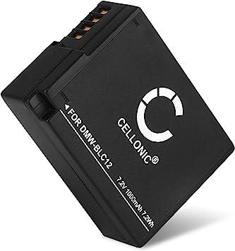 Cellonic Qualitäts Akku Kompatibel Mit Leica Q V Lux Elektronik