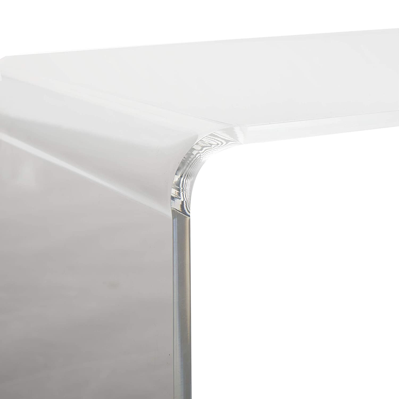 Amazon.com: Safavieh fox6015 Atka acrílico mesa de centro ...