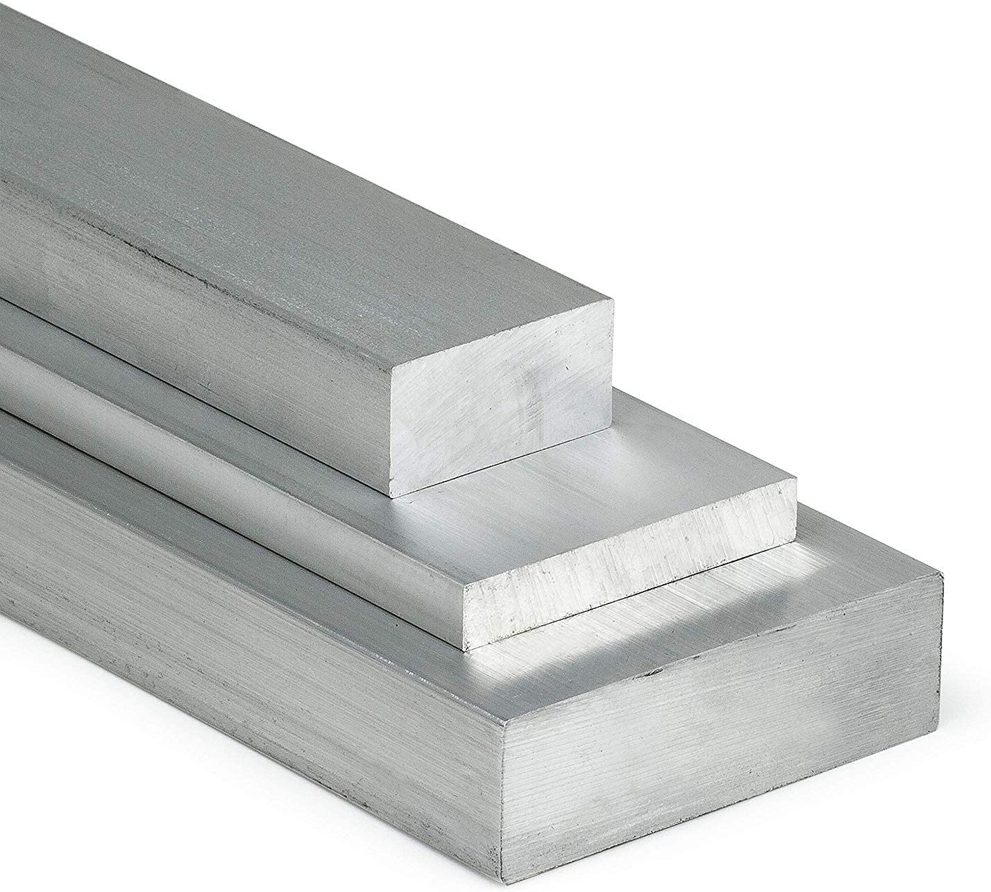 3.3206 Flat Bar Aluminium Profile 15 x 10 mm 100 x 15 mm Flat Material AlMgSi0.5 Flat Iron