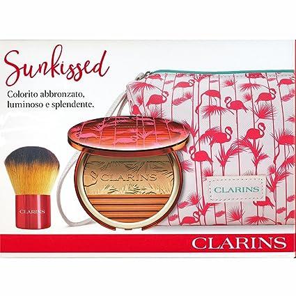 Estuche Clarins Sunkissed: Amazon.es: Belleza