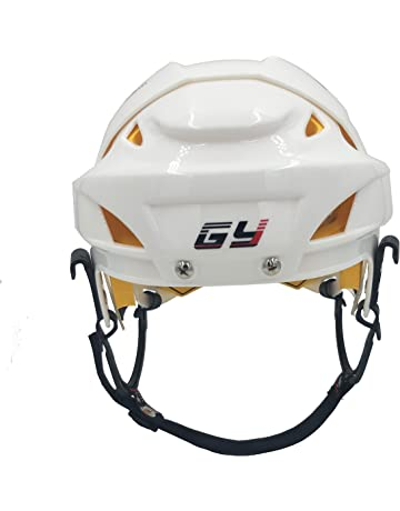 GY High Density Ice Hockey Helmet Pro Skate Anti-Impact and Cold Resistant  Color Hockey 786038a44932