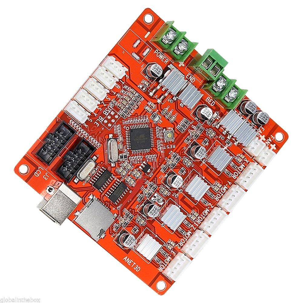 FidgetFidget Anet A8 3D Printerinboard Anet V1.0 for Control Motherbo