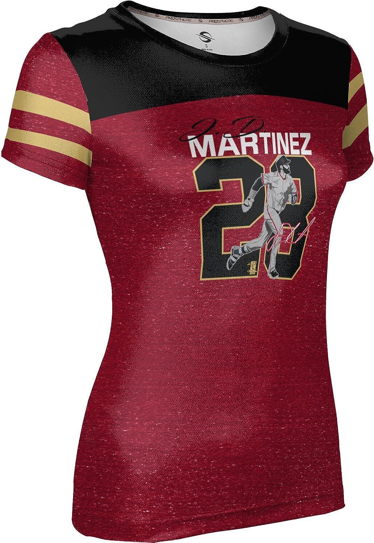 new styles f67ed c745c Amazon.com: ProSphere JD Martinez Arizona Girls' Baseball T ...