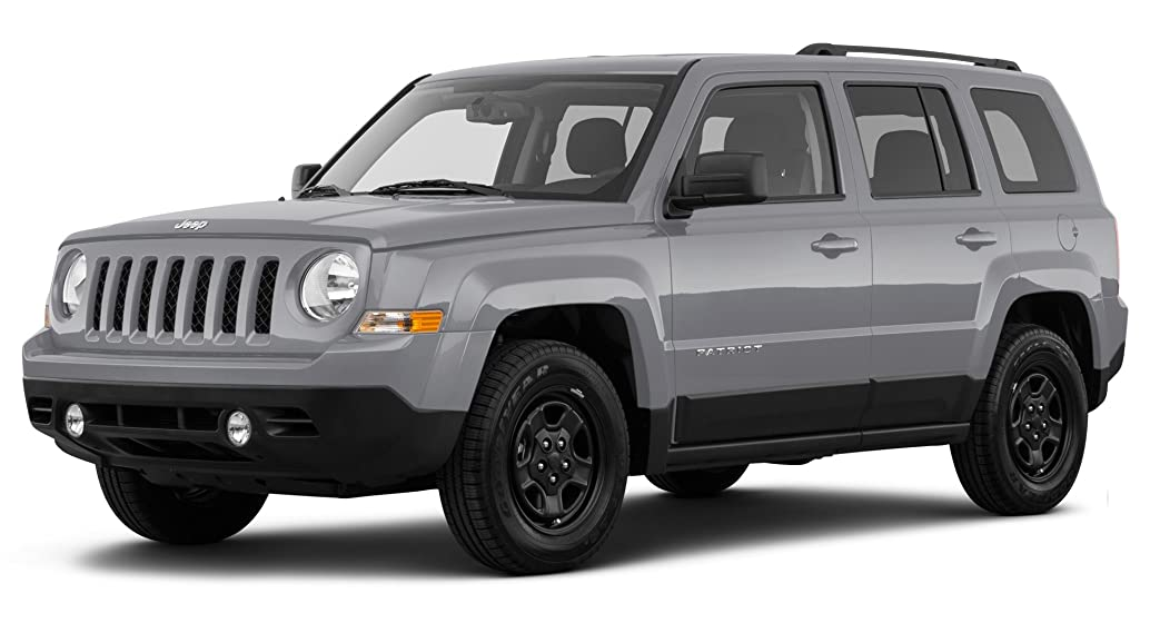 2017 jeep patriot reviews images and specs vehicles. Black Bedroom Furniture Sets. Home Design Ideas
