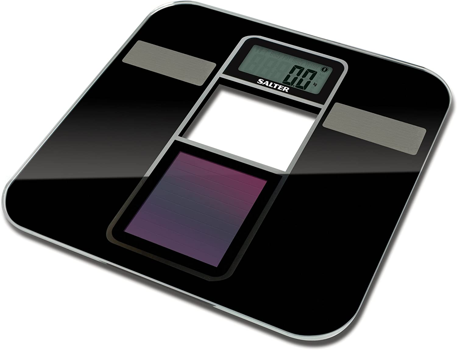 Salter StowAWeigh 9147 Body Analyser Home Bathroom Weight Measurement Scale NEW