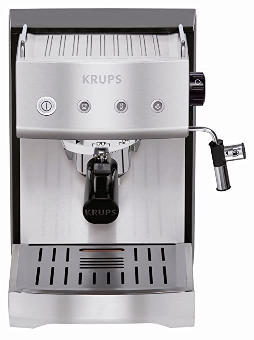 Amazon.com: Krups XP5280 Bomba Espresso machine con ...