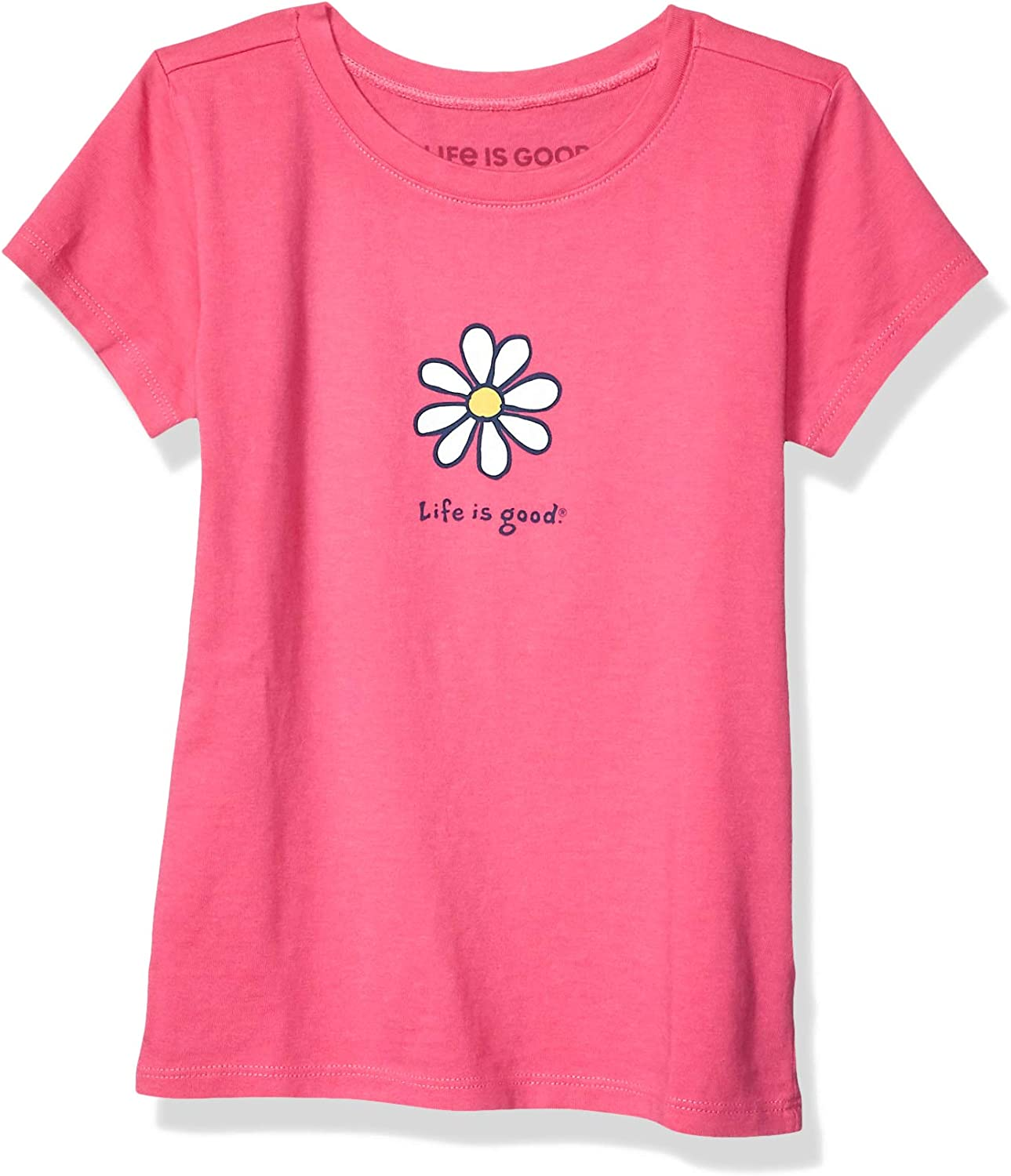 Life is Good Girls Girls Crusher Tee Vintage
