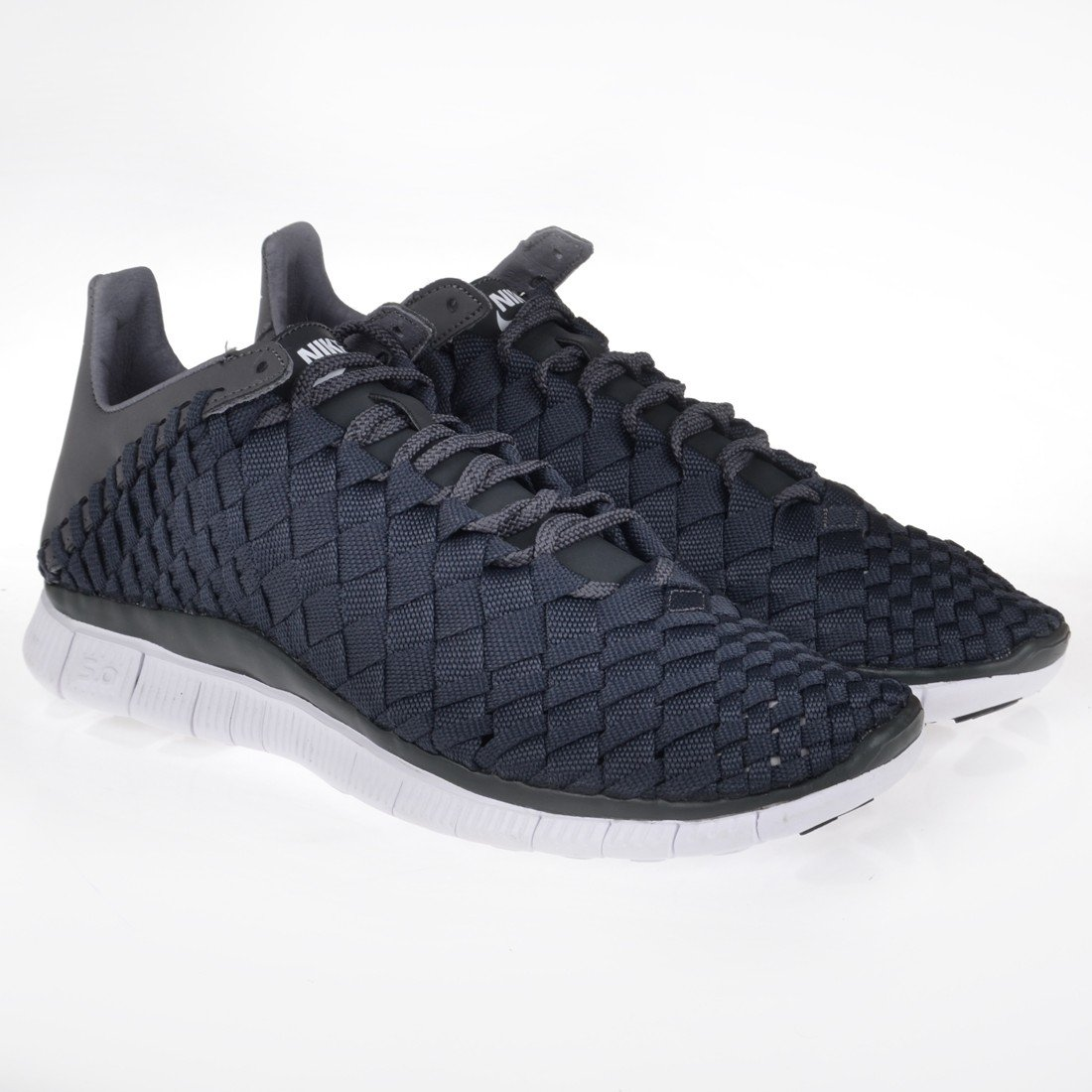 eab81131043f Nike Free Inneva Woven - Anthracite Dark Grey White Trainer Size 7.5 UK   Amazon.co.uk  Shoes   Bags