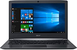 "Acer Aspire S 13 Touch, 13.3"" Full HD, Intel Core i5, 8GB LPDDR3, 256GB SSD, Windows 10 Home, S5-371T-537V"