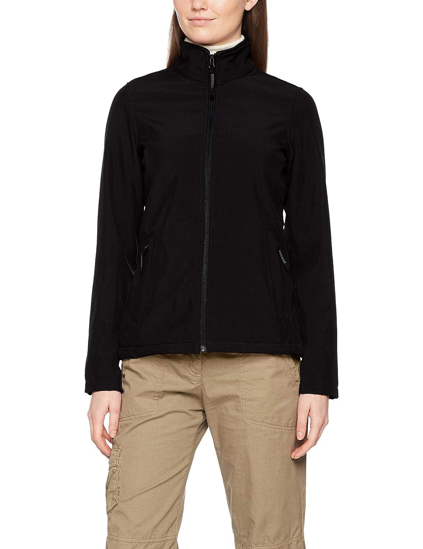 Regatta Women\'s Print Perfect Softshell Jacket Long Sleeve Jacket