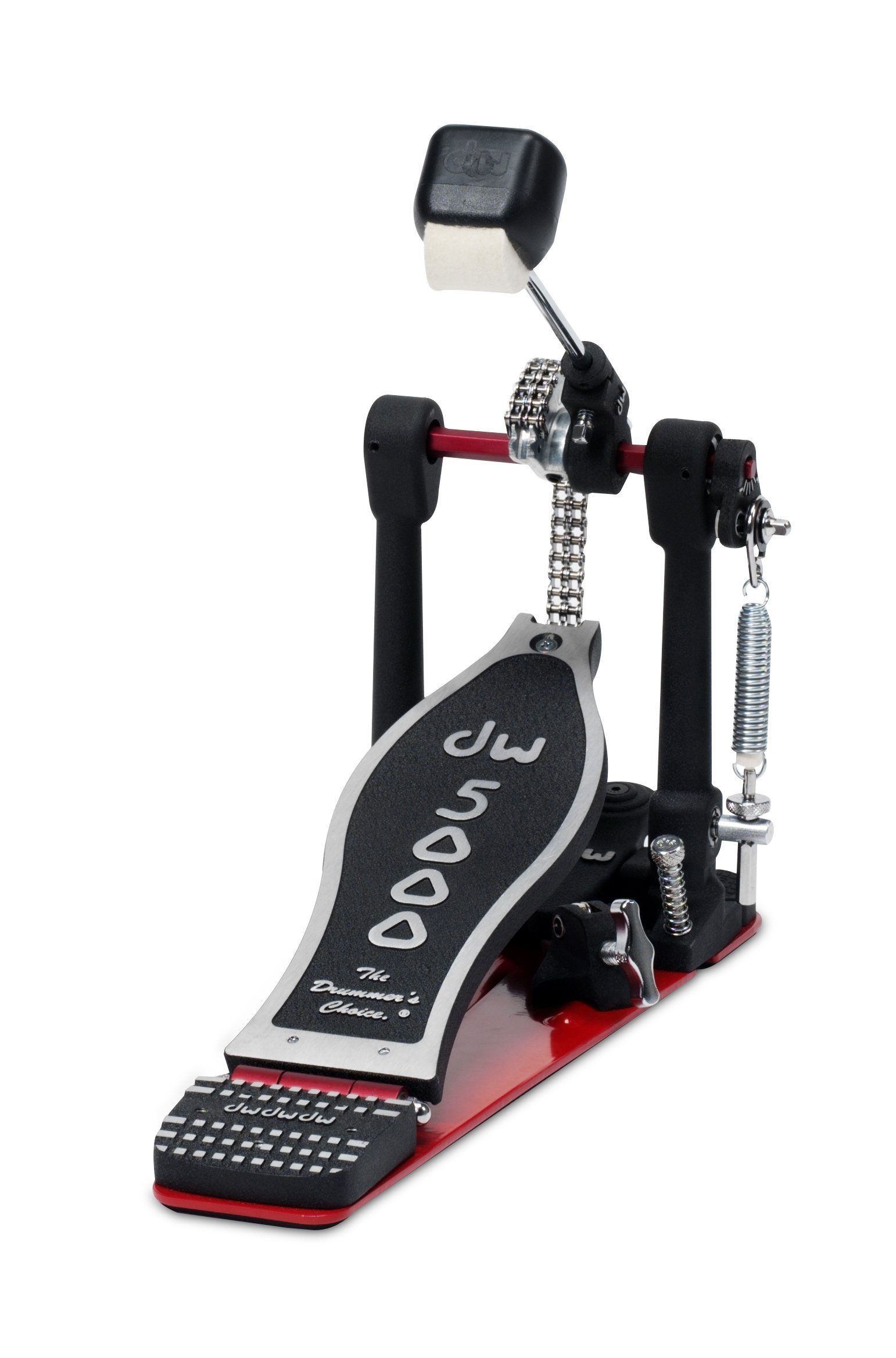 DW 5000 Turbo Single Bass Pedal by Drum Workshop, Inc.
