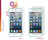 rooCASE Screen Protector Film for Apple iPod Touch