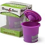 Brew & Save 40194 Single Filter, Purple