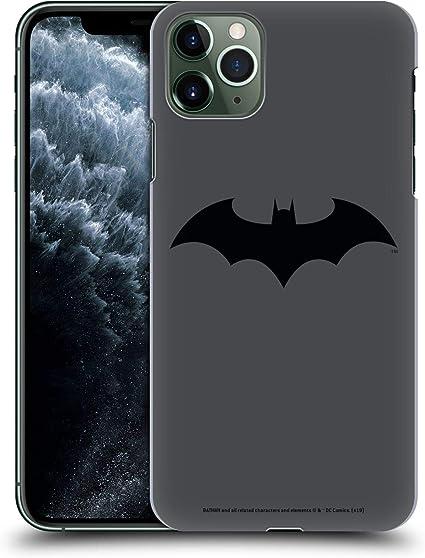 Head Case Designs Licenza Ufficiale Batman DC Comics Hush Logos Cover Dura per Parte Posteriore Compatibile con Apple iPhone 11 PRO Max