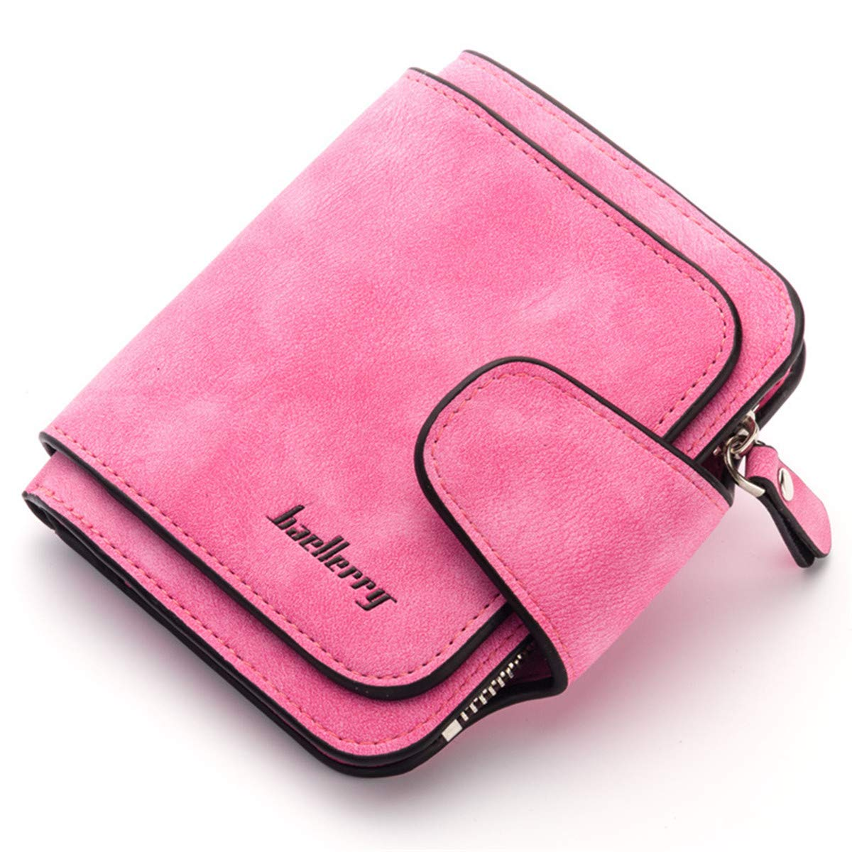 Women's Wallet Leather Long Bifold RFID Blocking Wallet