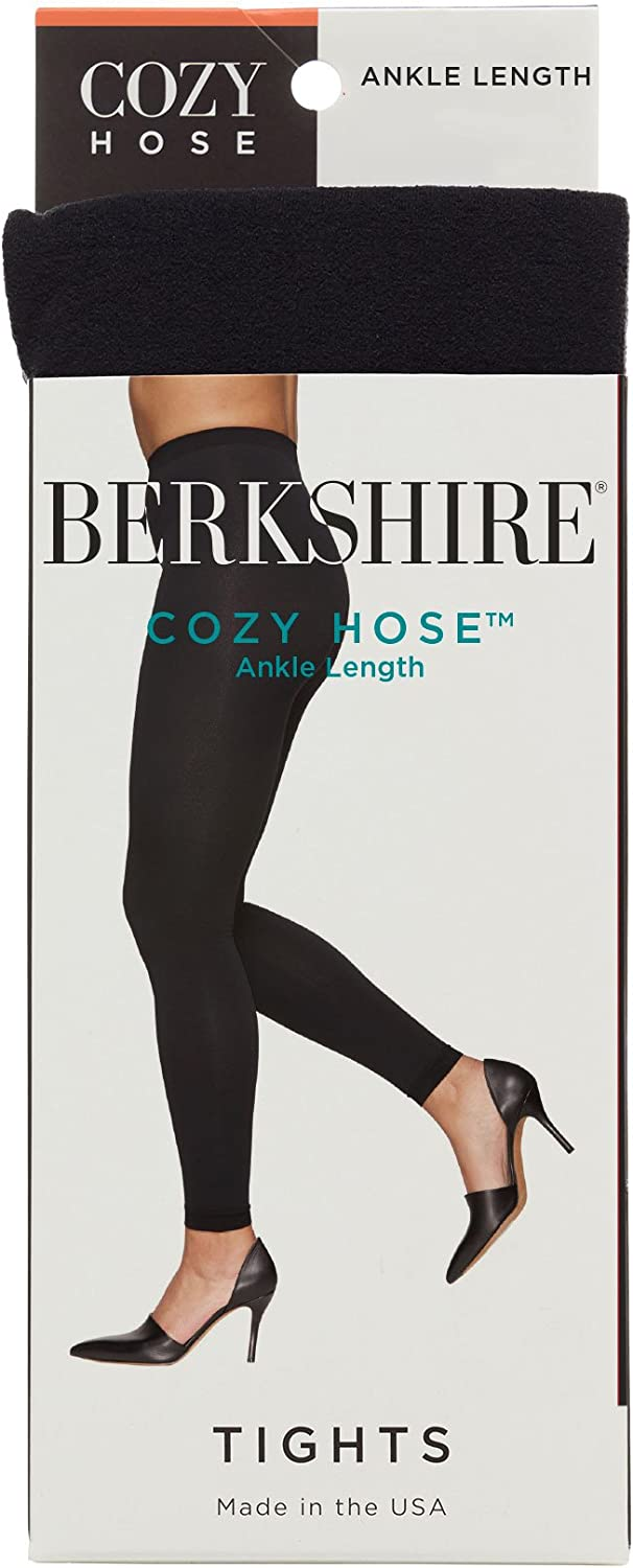Berkshire Cozy Hose Ankle Length Footless Tights