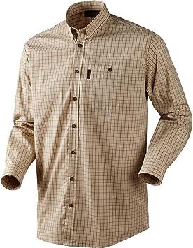 Seeland NIGEL Camisa de cuadros - Disponible en 3 Colores - m-3xl (TIRO / CAZA): Amazon.es: Deportes y aire libre