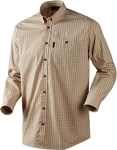 Seeland NIGEL Camisa de cuadros - Disponible en 3 Colores - m-3xl (TIRO / CAZA)