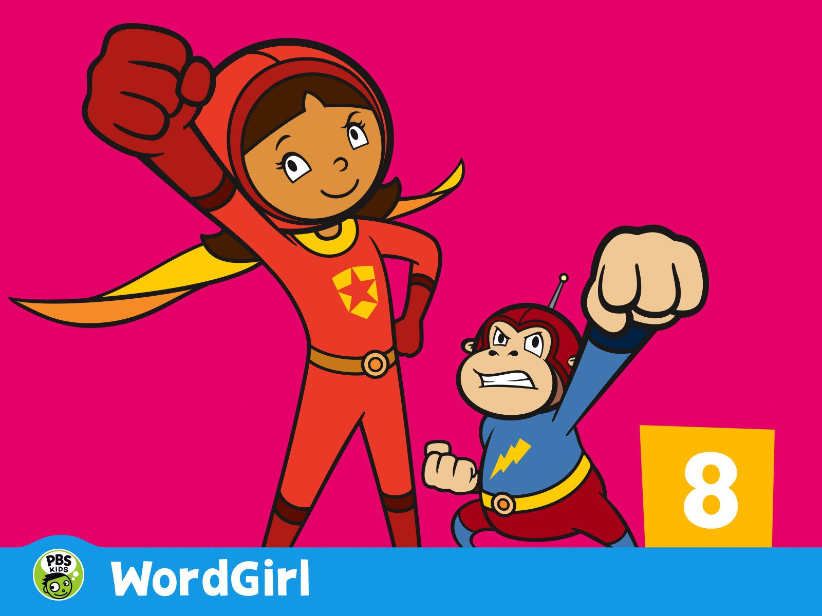 amazon com wordgirl season 8 scholastic entertainment amazon