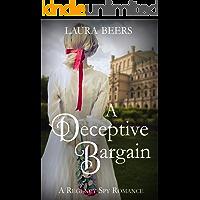 A Deceptive Bargain: A Regency Spy Romance (The Beckett Files Book 5)