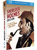Sherlock Holmes Classic Film Collection - 14 Film (Cofanetto 7 Blu-Ray)