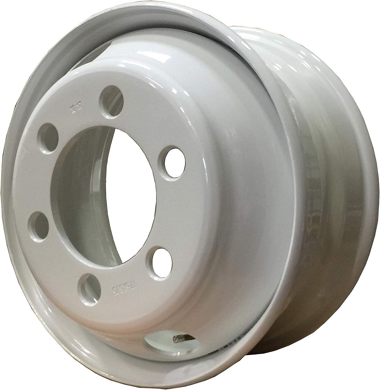 10 Pressed Steel Trailer Wheel Rim Only 4 PCD