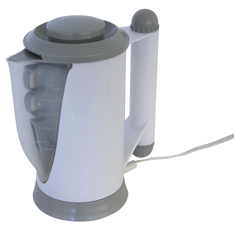 Calentador de comida de coche 12 Voltios Calienta biberón y comida para Auto 12V Mercancía nueva: Amazon.es: Coche y moto