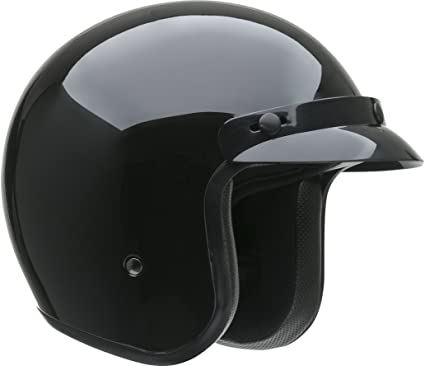 de21a470f09 Amazon.com  Vega Vintage Motorcycle Helmet for Men   Women