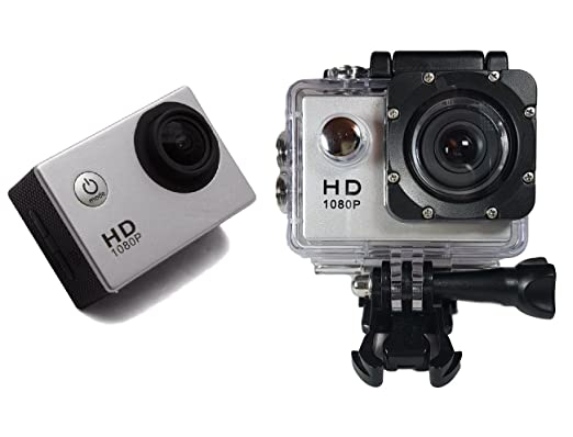 239 opinioni per Smartex | New ProCam Lite Sport HD 1080p con Kit Accessori- Action Camera,