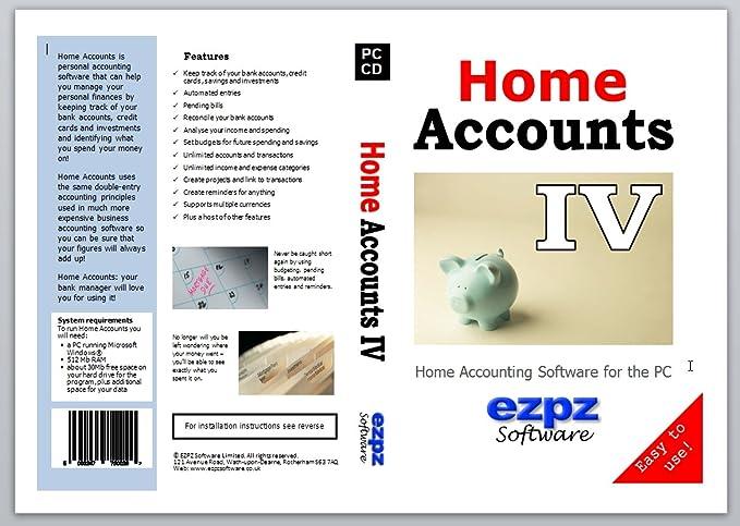 Home Accounts 4