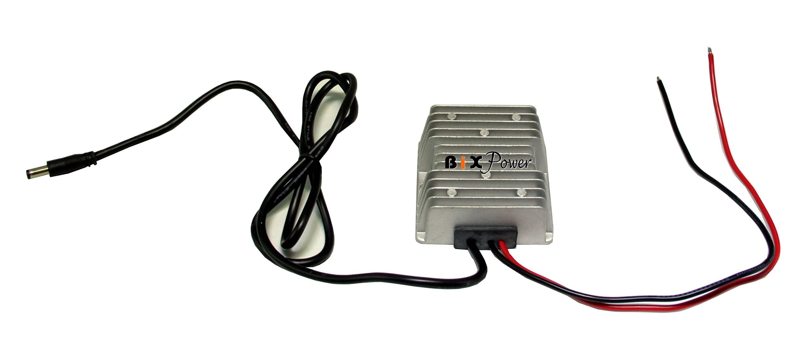 BiXPower 36V DC (any voltage range 25V ~ 48V) to 19V (Max 10 A, 190W) DC to DC Power Converter