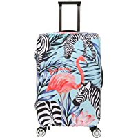 """3D Print Design Travel Suitcase Protector Trolley Case Cover 18""""-32"""" Sleeve"""