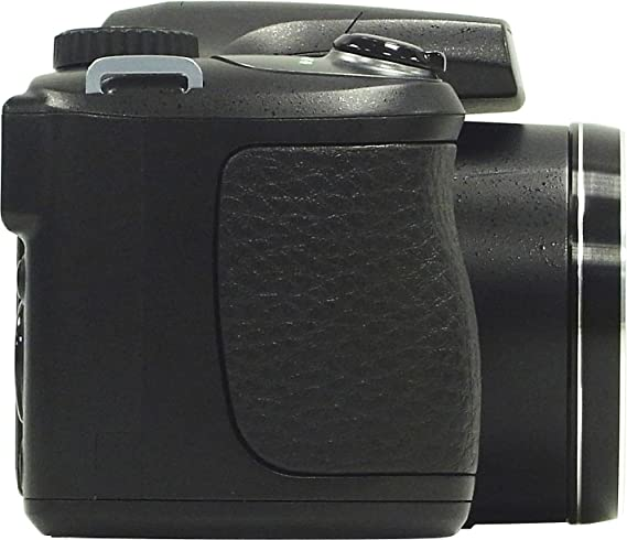 Rollei Powerflex 260 - Cámara compacta Bridge, superzoom x26, 16 Megapíxeles, función vídeo Full HD 1080p, negro: Amazon.es: Electrónica
