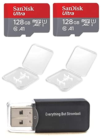 SanDisk Ultra - Tarjeta de Memoria SD SDXC (SSDSQUAR-128G ...