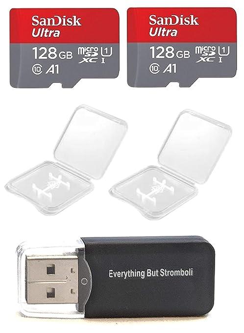 Amazon.com: SanDisk Ultra 128GB Micro SD SDXC Tarjeta Flash ...