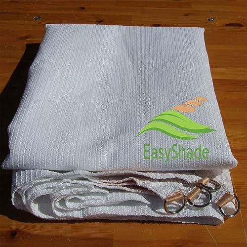 EasyShade Ready-to-Hang Rectangle Shade Sail Canopy