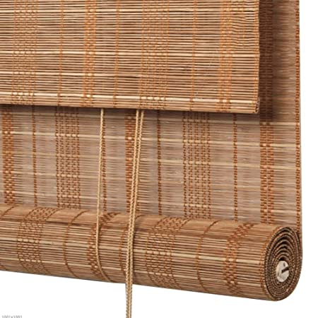 Wenzhe Roller Blind Bamboo Curtain Blinds Waterproof Mildew Proof