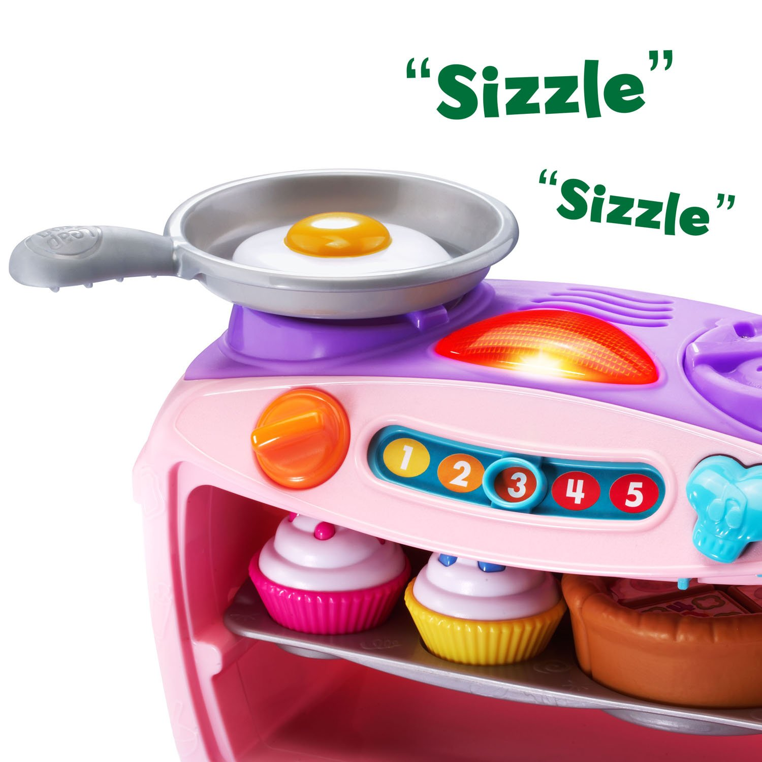LeapFrog Number Lovin' Oven, pink (Amazon Exclusive) by LeapFrog (Image #3)