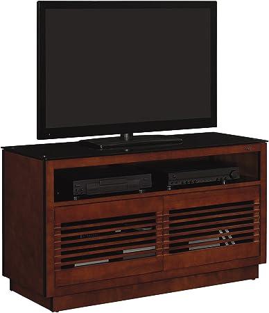 Bell O wmfc505 sin Herramientas Madera y Cristal – Mueble para TV para televisores de hasta 55 y # x2033;: Amazon.es: Hogar