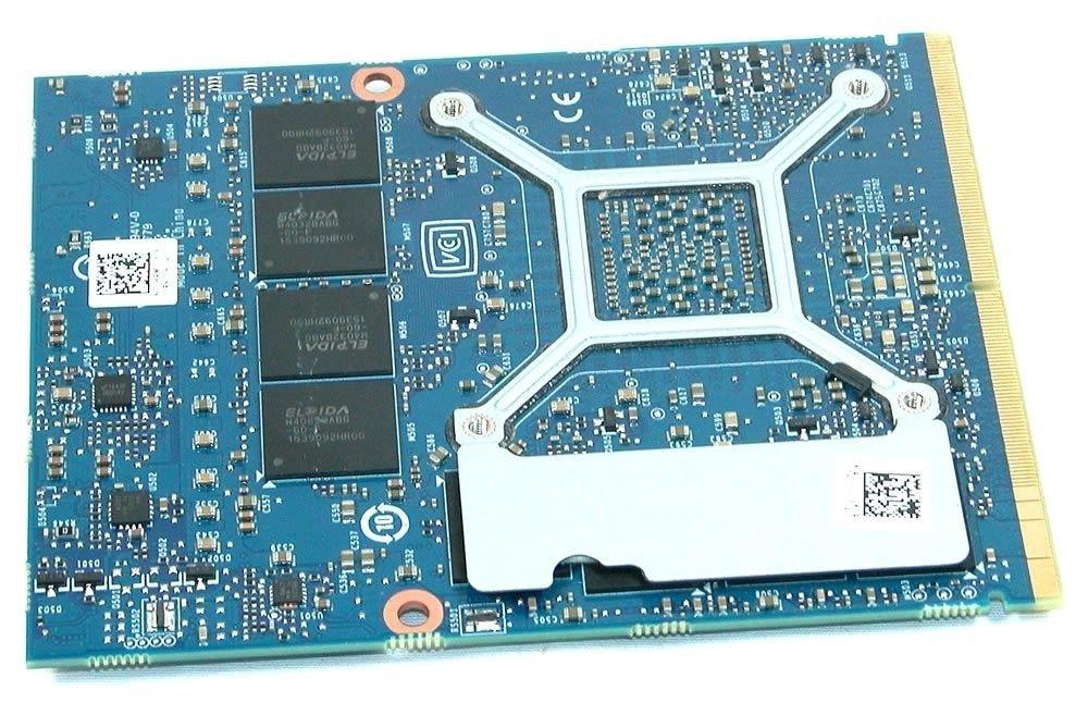 DELL Alienware 18 Vídeo Tarjeta gráfica GPU g6rm3 NVIDIA GTX 980 M ...