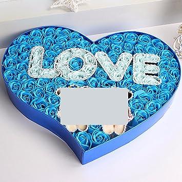 Weihnachtsgeschenke Für Jungs.Valentinstag Geschenke Rose Seife Blumen Kreative