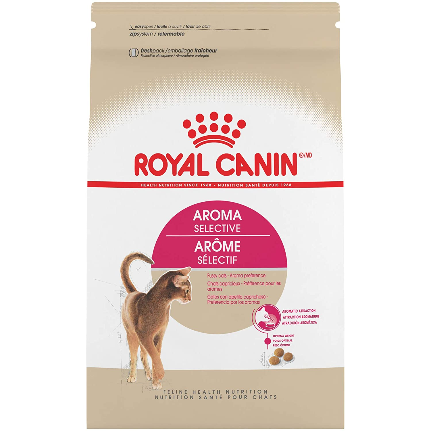 Royal Canin Feline Health Nutrition Selective 31 Aromatic Attraction Dry Cat Food