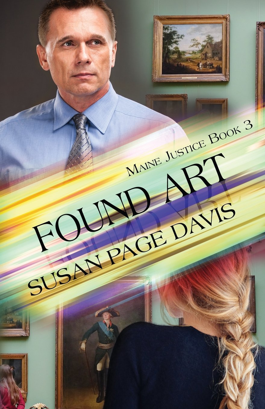 Download Found Art (Maine Justice) (Volume 3) PDF